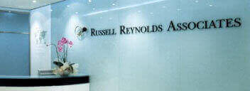 About Russell Reynolds Associates
