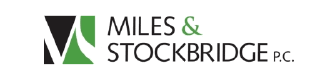 Miles & Stockbridge P.C. Logo